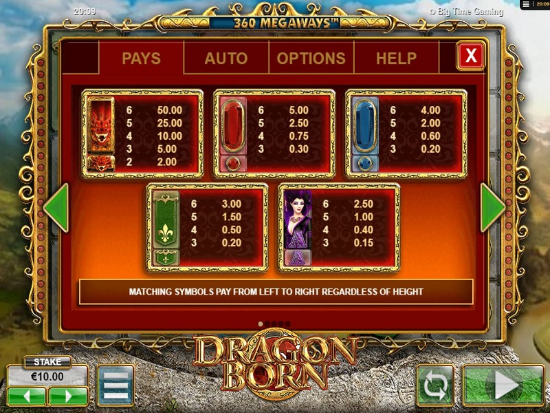 Spiele Dragon Born - Video Slots Online